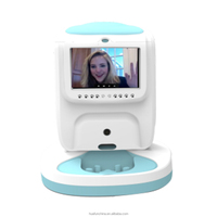 automatic pet feeder with Webcam & Wi-Fi Built-In Dry Food Friendly, Control from Anywhere with your SmartPhone Android or IOS