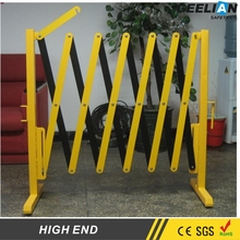 High Quality PVC Coated folding and expandable fence gate