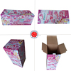 Eco-friendly materials color packaging box for doll