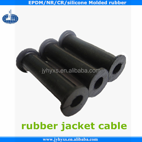Jiangyin Huayuan supplys various OEM rubber jacket cable