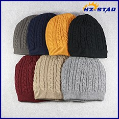 Chinese Manufacturer New Design Acrylic Fashion Crocheted Knitted ...
