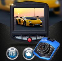 Economic and reliable mini car dvr camera hidden in g-sensor of ce standard