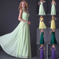 ED 10053 New Coming-of-age Ceremony Chiffon Cocktail Party Bridesmaid Evening Dress