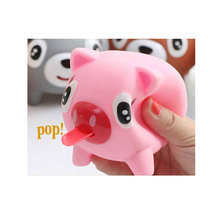 screaming toy plastic pig toys for kids