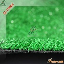 Fake grass rugs for wedding party