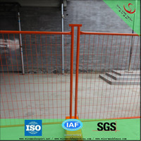 Hot sale home &garden decorations cheap iron wire mesh temporary fence