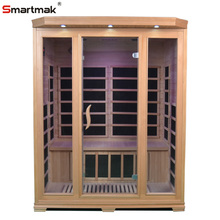 Far infrared hothouse sauna dome,infrared sauna control panel