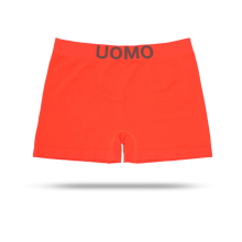 Wholesale custom men bright coloured boxer underwear brief