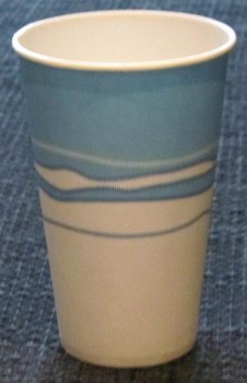 Paper cold drink cup