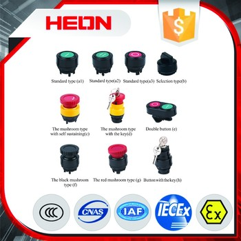8097-Series explosion & corrosion-proof control button(back-board)