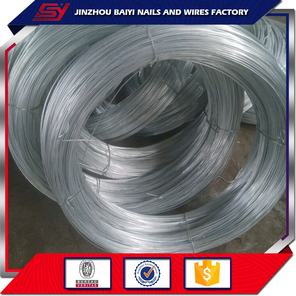 2017 Butterfly AAA product Company 14 gauge Galvanized Wire Low price