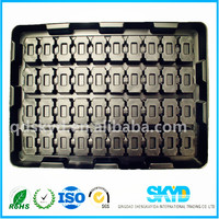 Professional thermoformed plastic packaging tray manufacturers used Auto parts/ toy /food /electronic components