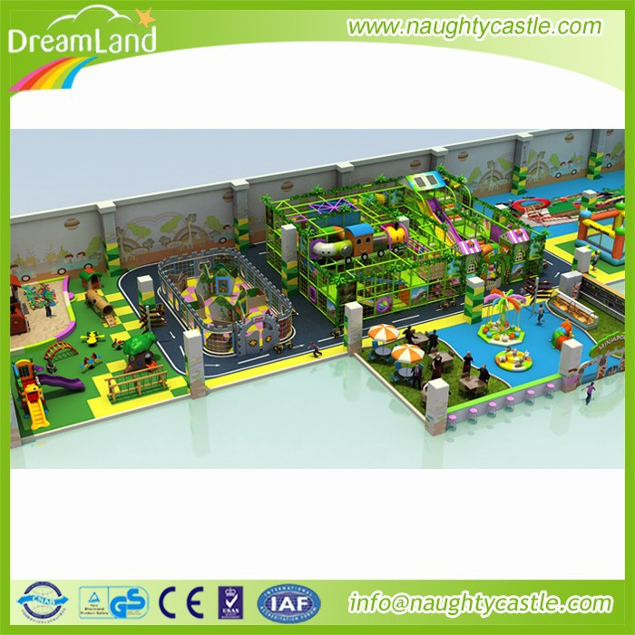 Children's Entertainment Equipment Indoor Attractions in China