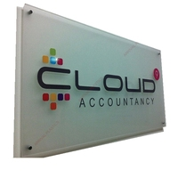 Custom Acrylic Signs, Wall Sign For your Business logo or your office and home