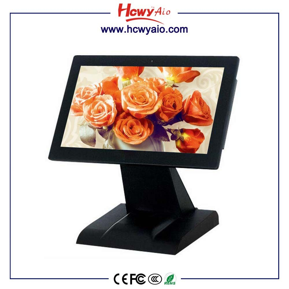 10.1inch Android all in one pos machine with pos software for restaurant computer