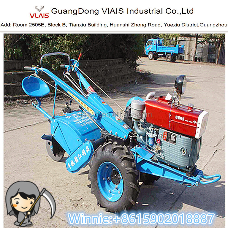 manual tractor easy movable tractor