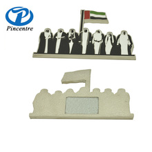 National day UAE 46 years magnet flag pin badges/46 years uae natioanl day gifts