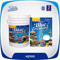 Blue treasure fish farming aquarium accessories marine products reef salt