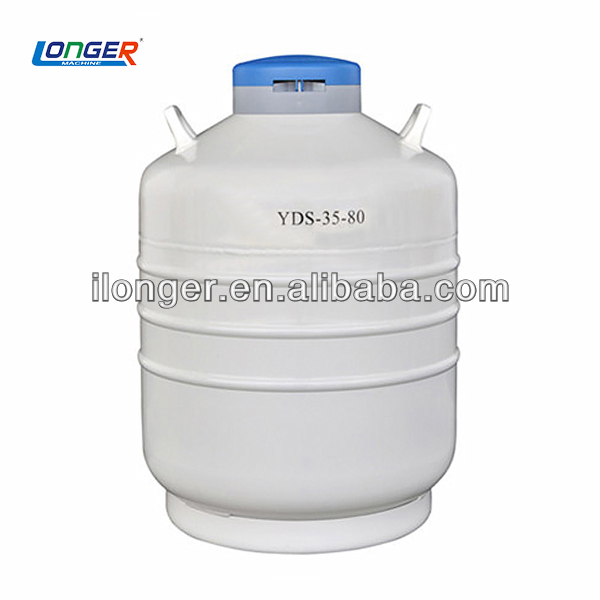 biological cryogenic reservoir tank azote