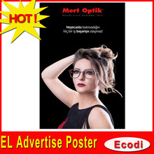 new advertisement el poster