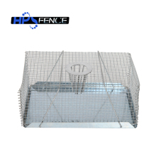 Pet products mouse catch cage steel wire pest trap cage