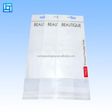 Custom plastic laminated custom printed self seal cellophane bag/laminated plastic bag