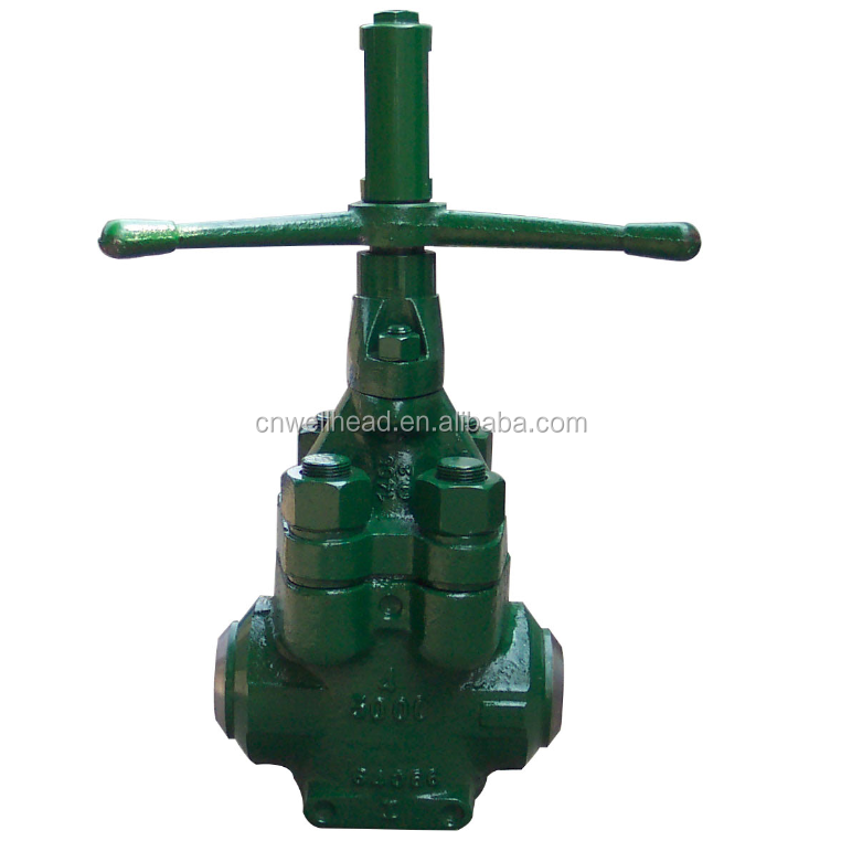 API 6A CAMERON SERIES DM GATE VALVE/4INCH BW CONNECTIONS DEMCO MUD GATE VALVE