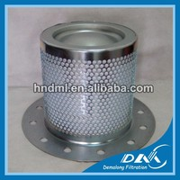 DEMALONG Supply 2901052300 Filter Cartridge Oil and Gas Separation Filter Stainless Steel Filter