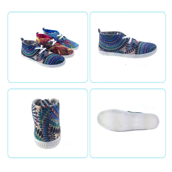 canvas material stylish printed canvas shoes buy canvas