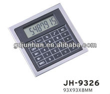 JH9236 promotional 8 digit electronic touch screen calculator for notebooks