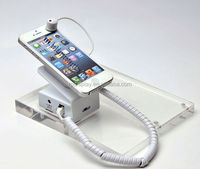 new product and hot sales anti-theft display stand for cell phone