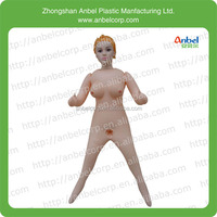 lovely girl inflatable sex doll /sex products