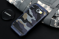 2016 Wholesale High Quality Camouflage Soft TPU Gel Rubber Back Cover Case for samsung A7
