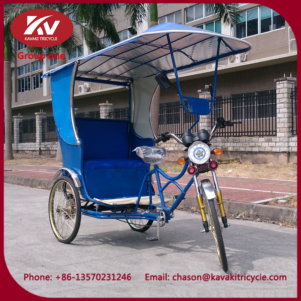 pedicab manufacturer supply two seat adult tricycle trike recumbent