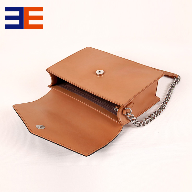 handmade real leather handbags side bag