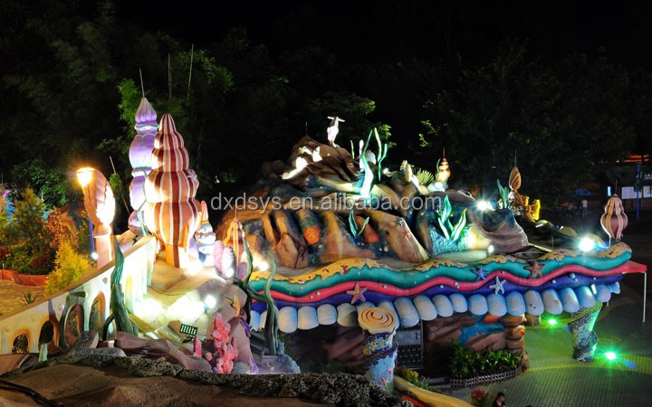 Changjiang Water Word Theme Park Design
