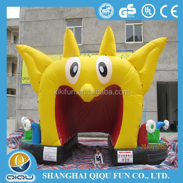 2016lovely giant inflatable arch for outdoor activity