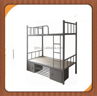 dormitory beds double decker bed price bunk bed with cabinet shoe rack