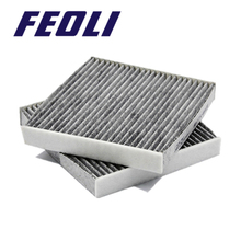 Car fiber material 87139-0N010 conditioner Auto Cabin Air Filter