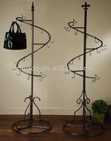 New display stand wholesale handbag display stand
