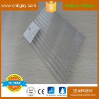 The Hot polycarbonate sheet Car Parking Roof With High Quality