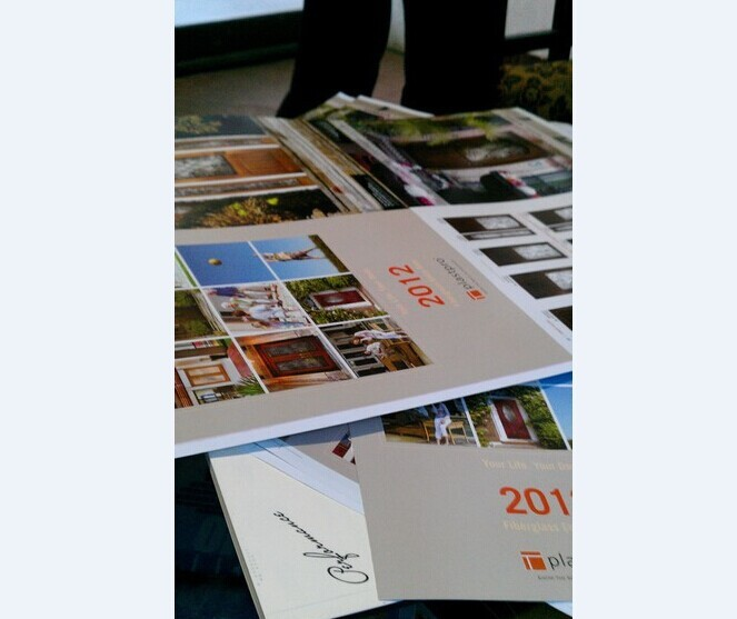 booklet offset printing services with design