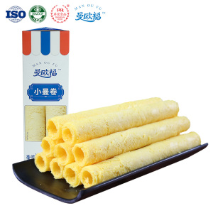 [Dan Juan]Factory Direct Supply Wholesale Delicious and Nutrition Original Flavor Crispy Egg Roll