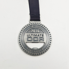 Custom Blank Metal Marathon Running Award Sports Medal