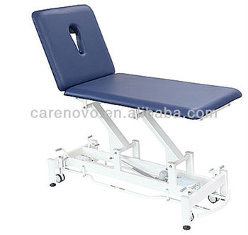 Hydraulic Medical Bed Twin