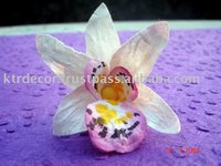 [supper Deal] Artificial Orchid Flower