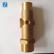 2017 Qingdao OEM Good Quality Brass Machining and Hot Forging Parts