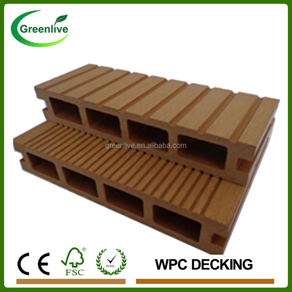 Waterproof Wpc Decking Floor 140x25mm Buy Wpc Decking