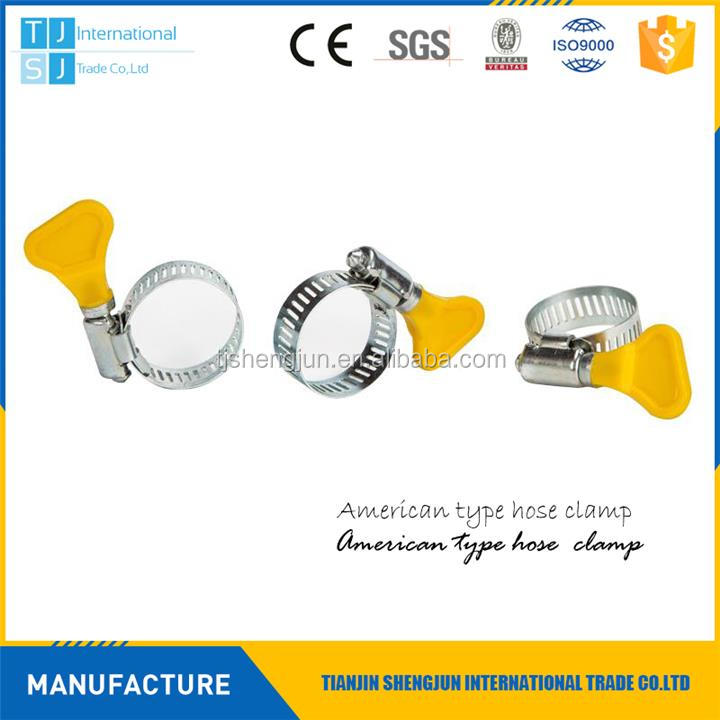 Professional high quality american friction clamp
