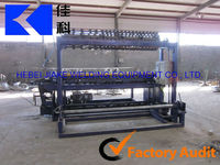 stainless steel hinge joint knot field fence making machine(Direct factory)
